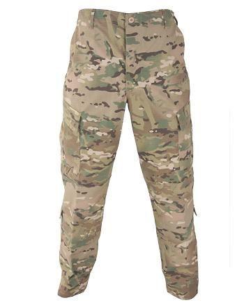 GI Army Combat Uniform Pants - Multicam